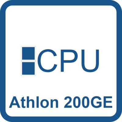 AMD Athlon 200GE 3.2GHz Socket AM4