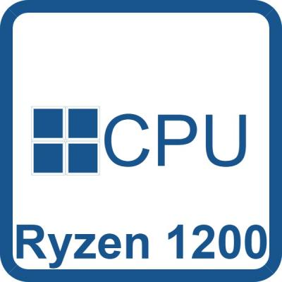 CPU AMD Ryzen 3 1200 BOX