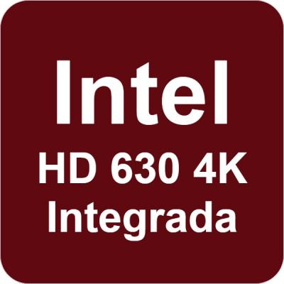 GPU Integrada Intel HD 630