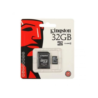 pc sobremesa Micro SD 32GB Kingston Clase 4