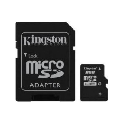 pc sobremesa Micro SD 8Gb KINGSTON SDHC Clase 4