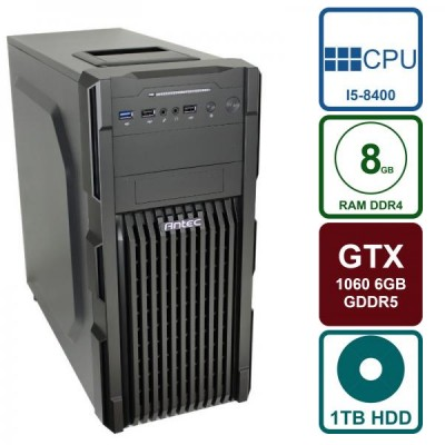 PC Gaming I5  GTX 1060