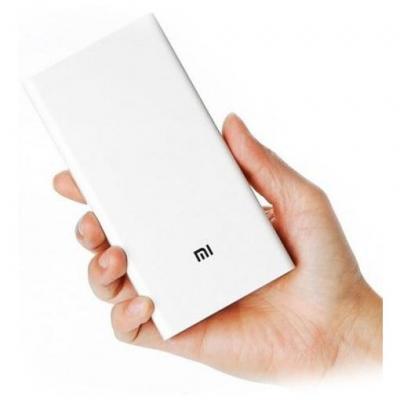 Power Bank Xiaomi Mi 2C 20.000mAh Blanco