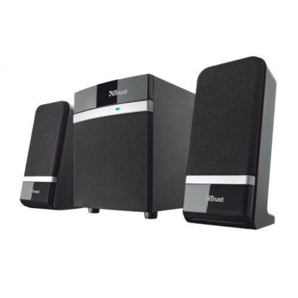 pc sobremesa Trust Raina 2.1 USB Subwoofer Speaker Set